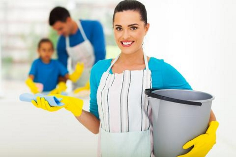house cleaners in London