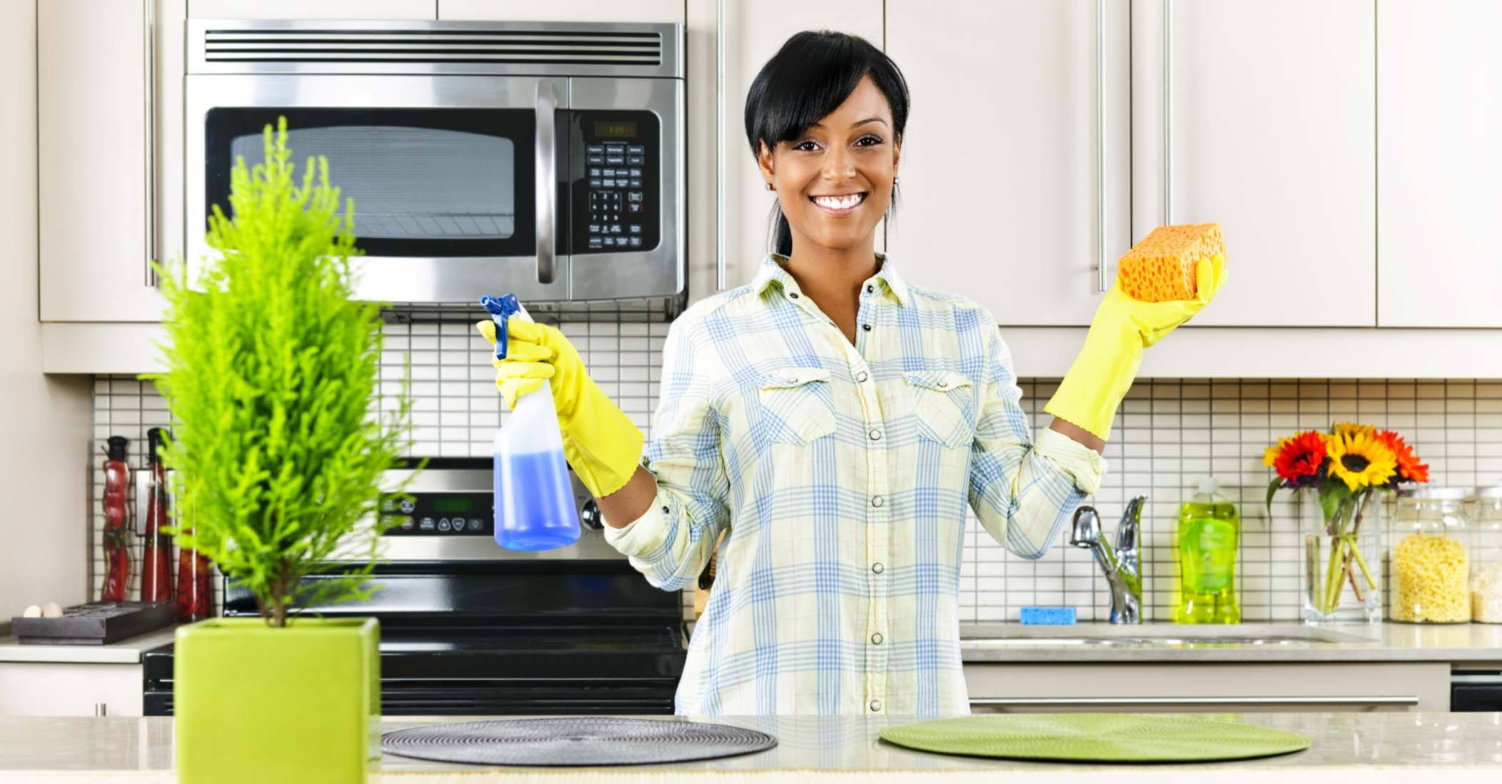 House cleaning jobs in London: 6 HOME CLEANING TIPS AND TRICKS