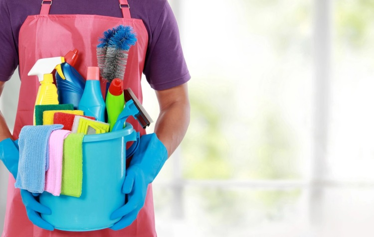 find cleaners in London